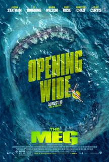 <i>The Meg</i> 2018 science fiction action film