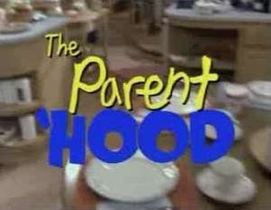 The Parent 'Hood - Title card.