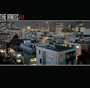 Capture/Release - Image: The Rakes Capture Release