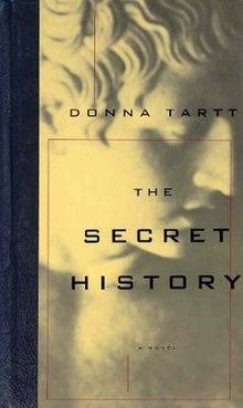 The Secret History, front cover.jpg
