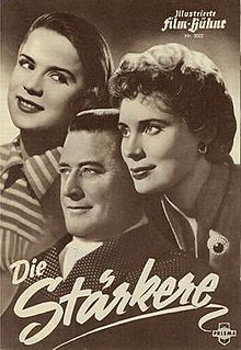 <i>The Stronger Woman</i> 1953 film