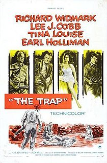 <i>The Trap</i> (1959 film) 1959 film by Norman Panama