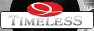 Timeless (radio network) - Image: Timeless (radio) logo