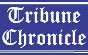Tribune Chronicle - Image: Tribune Chronicle Logo