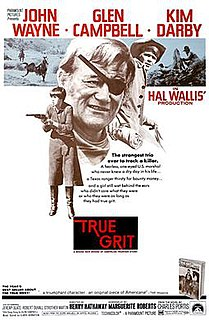 <i>True Grit</i> (1969 film) 1969 American western film