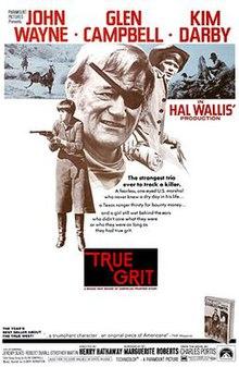 True Grit (1969 film) - Wikipedia