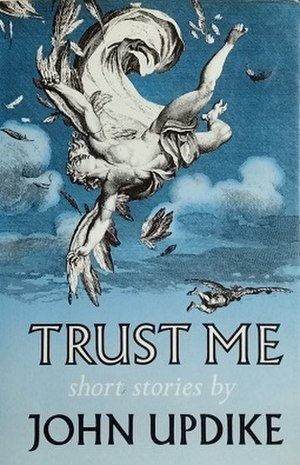 Trust Me (short story collection) - first edition cover