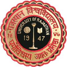 Image result for  University of Rajasthan