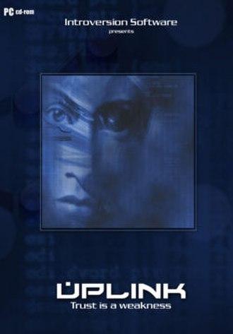 Uplink (video game) - Image: Uplink box art