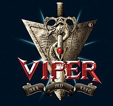 Viper All My Life cover.jpg