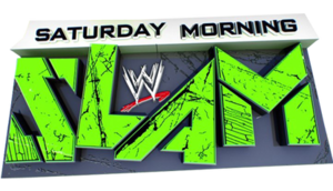 WWE Saturday Morning Slam - Image: WWE Saturday Morning Slam Logo