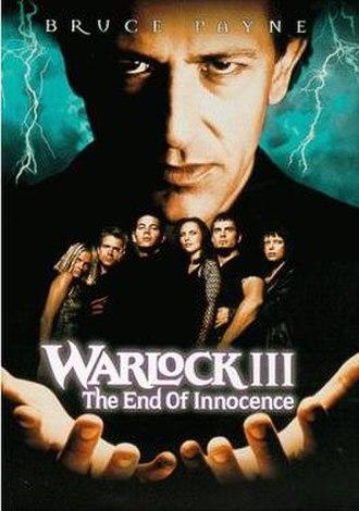Warlock III: The End of Innocence - DVD cover