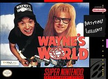 Wayne's World (Super NES)