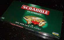 Scrabble letter distributions - Wikipedia