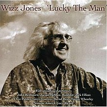 "Cover for ""Lucky the Man"" (extended reissue)"