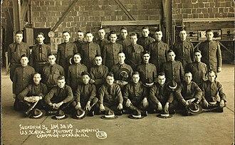 Aviation Cadet Training Program (USAAF) - University of Illinois at Urbana–Champaign aeronauts on 30 January 1918