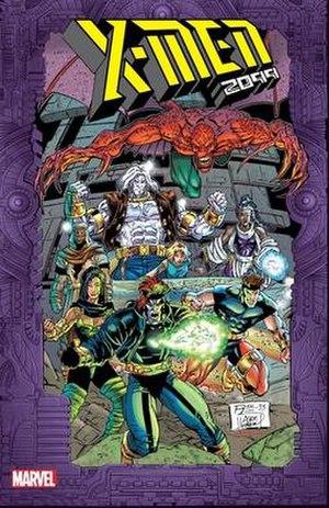 X-Men 2099 - Image: X Men 2099 Vol. 1 Cover