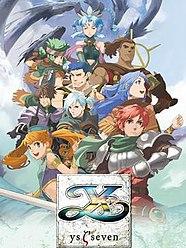 <i>Ys Seven</i> 2009 video game