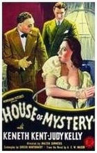 "At the Villa Rose (1940 film) - Image: ""At the Villa Rosa"" (1940 film)"