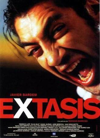 Éxtasis (film) - Film poster