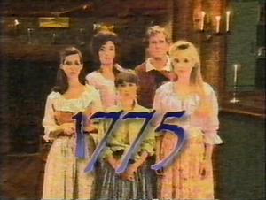 1775 (TV pilot) - Title card