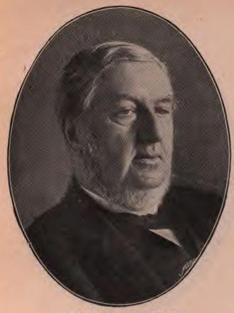 William Vernon Harcourt (politician) - Sir William Harcourt c1895