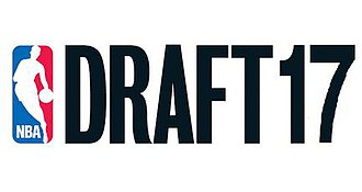 2017 NBA draft - Image: 2017 NBA Draft logo