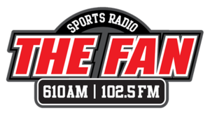 WFNZ - Image: 610 WFNZ the Fan logo