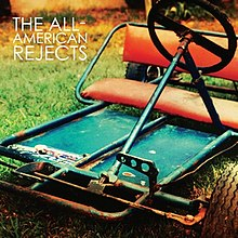 cd the all american rejects