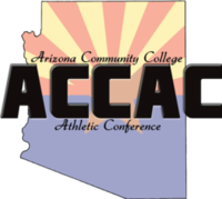 Arizona Community College Athletic Conference logo