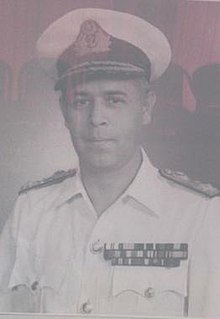 Syed Mohammad Ahsan Pakistani military person