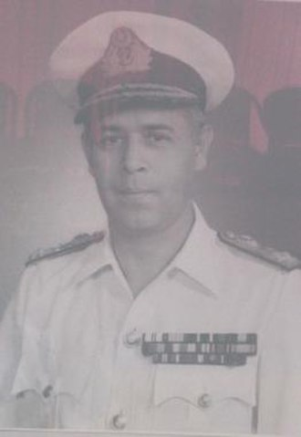 Chief of Naval Staff (Pakistan) - Image: AR Khan