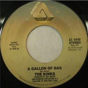 A Gallon of Gas