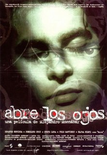 <i>Open Your Eyes</i> (1997 film) 1997 film by Alejandro Amenábar