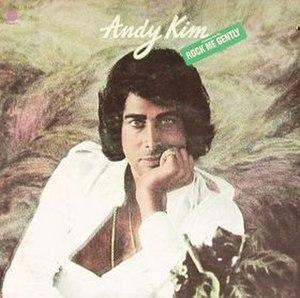 Andy Kim (Capitol album) - Image: Andy Kim (Capitol album)