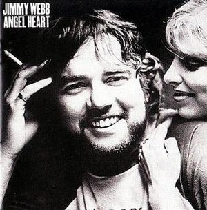 Angel Heart (Jimmy Webb album) - Image: Angel Heart Album