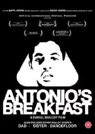 Antonio's Breakfast - Image: Antonio's Breakfast poster