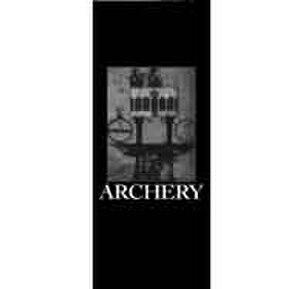 Archery (album) - Image: Archery (John Zorn album cover art)