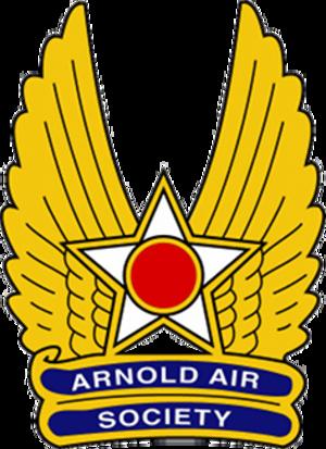 Arnold Air Society - Image: Arnold Air Society (coat of arms)
