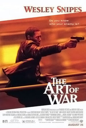 The Art of War (film) - Theatrical release poster