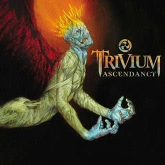 Ascendancy (album) - Image: Ascendancy album cover