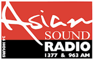 Asian Sound - Image: Asian Sound logo