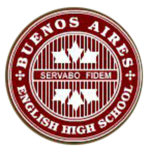 Buenos Aires English High School - Image: BAEHS logo