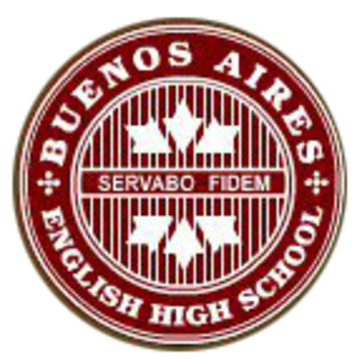Buenos Aires English High School - Image: BAEHS logo