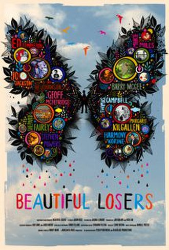 Beautiful Losers (film) - Release Poster