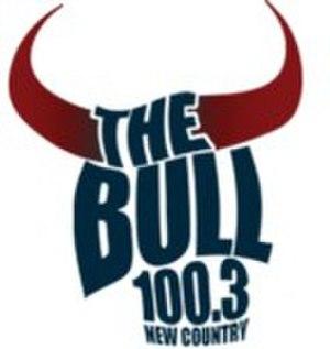 KILT-FM - Image: BULL LOGO