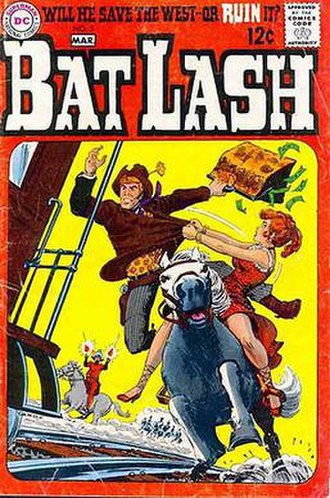 Bat Lash - Image: Bat Lash 3