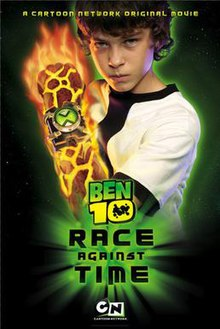 Download Ben 10: Race Against Time (2007) Dual Audio {Hindi-English} 480p | 720p