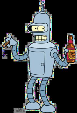 Bender (Futurama) - Image: Bender Rodriguez