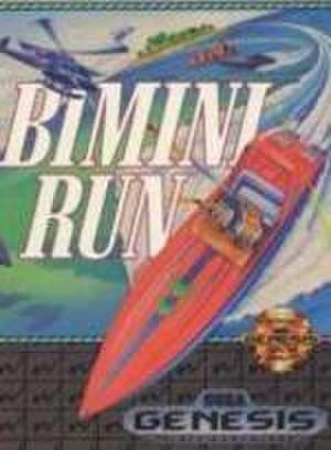Bimini Run - Cover art